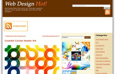 http://www.webdesignhot.com/free-vector-graphics/colorful-circles-vecor-art/