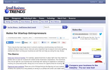 http://smallbiztrends.com/2011/08/rules-for-startup-entrepreneurs.html