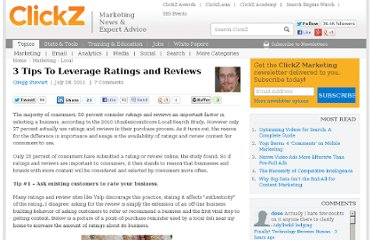 http://www.clickz.com/clickz/column/2097402/tips-leverage-ratings-reviews