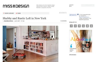 http://www.miss-design.com/interior/shabby-and-rusticl-loft-in-new-york.html