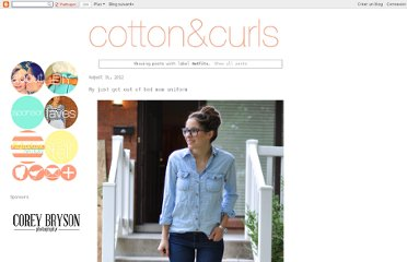 http://cottonandcurls.blogspot.com/search/label/Outfits