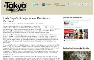 http://tokyofashion.com/lady-gagas-little-japanese-monsters-pictures/