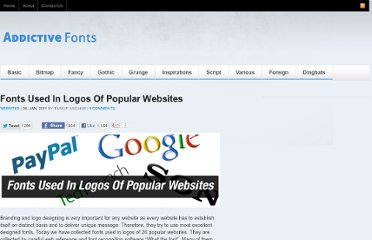 http://www.addictivefonts.com/various/websites/fonts-logos-popular-websites/