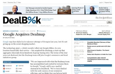 http://dealbook.nytimes.com/2011/08/01/google-acquires-the-dealmap/