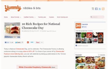 http://www.yummly.com/blog/2011/07/10-rich-recipes-for-national-cheesecake-day/