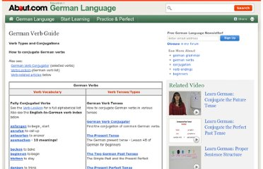 http://german.about.com/library/verbs/blverb_start.htm