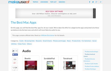 http://www.makeuseof.com/pages/best-mac-apps