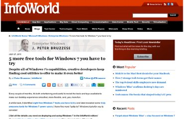 http://www.infoworld.com/d/microsoft-windows/5-more-free-tools-windows-7-you-have-try-168089