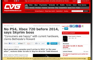http://www.computerandvideogames.com/314055/no-ps4-xbox-720-before-2014-says-skyrim-boss/
