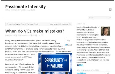 http://blog.thansys.com/2011/08/02/when-do-vcs-make-mistakes/