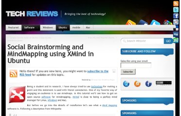 http://techreviews.in/social-brainstorming-and-mindmapping-using-xmind-in-ubuntu/
