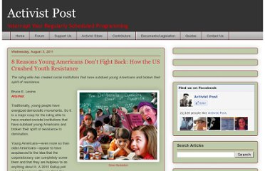 http://www.activistpost.com/2011/08/8-reasons-young-americans-dont-fight.html