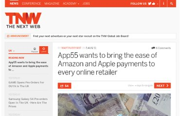 http://thenextweb.com/uk/2011/08/05/app55-wants-to-bring-the-ease-of-amazon-and-apple-payments-to-every-online-retailer/