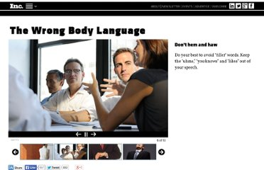 http://www.inc.com/ss/wrong-body-language#5