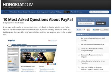 http://www.hongkiat.com/blog/paypal-most-asked-questions-solutions/