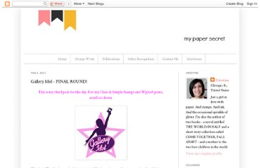 http://mypapersecret.blogspot.com/2011/08/gallery-idol-final-round.html