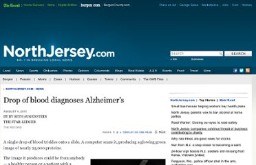 http://www.northjersey.com/news/126750643_Drop_of_blood_diagnoses_Alzheimer_s.html?page=all