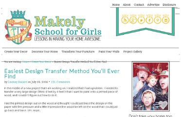 http://livingwithlindsay.com/2009/07/easiest-design-transfer-method-youll-ever-find.html