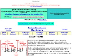 http://www.enchantedlearning.com/math/decimals/placevalue/