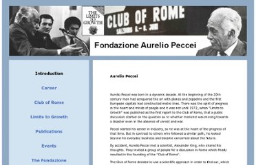 http://www.clubofrome.at/peccei/index.html