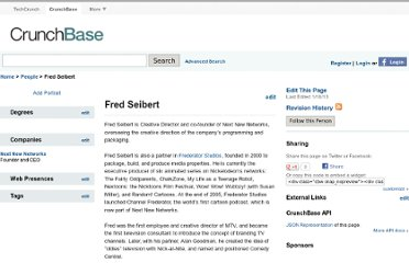 http://www.crunchbase.com/person/fred-seibert