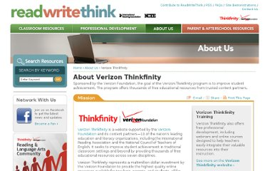 http://www.readwritethink.org/about/our-partners/verizon-thinkfinity-3.html