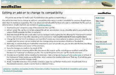 http://kb.mozillazine.org/Editing_an_add-on_to_change_its_compatibility