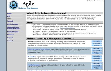 http://www.agile-software-development.com/2008/01/example-of-user-story.html