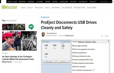 http://lifehacker.com/5828337/proeject-disconnects-removable-devices-cleanly-and-safely