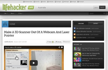 http://www.lifehacker.com.au/2011/07/make-a-3d-scanner-out-of-a-webcam-and-laser-pointer/