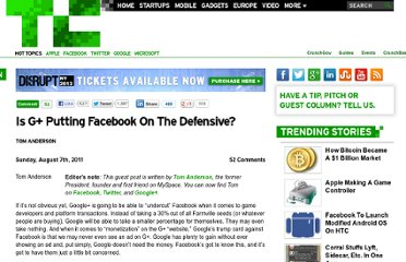 http://techcrunch.com/2011/08/07/g-plus-facebook-defensive/