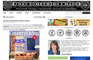 http://justsomethingimade.com/2011/02/country-living-shrinky-dink-jewelry/