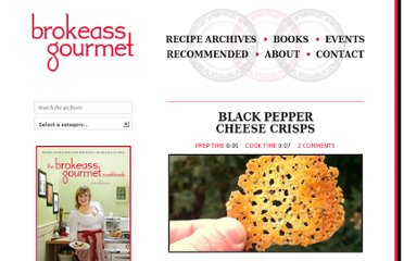 http://brokeassgourmet.com/articles/black-pepper-cheese-crisps#ad_not_found