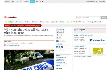 http://www.guardian.co.uk/media/2011/aug/07/police-journalists-crime-research