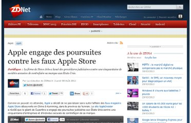 http://www.zdnet.fr/actualites/apple-engage-des-poursuites-contre-les-faux-apple-store-39762915.htm