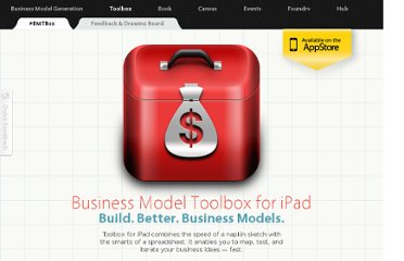 http://www.businessmodelgeneration.com/toolbox