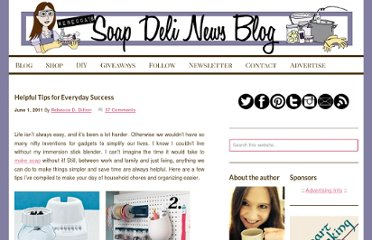 http://www.soapdelinews.com/2011/06/helpful-tips-for-everyday-success.html