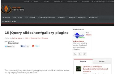http://www.webanddesigners.com/15-jquery-slideshow-and-plugins/