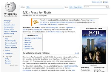 http://en.wikipedia.org/wiki/9/11:_Press_for_Truth