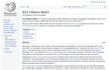 http://en.wikipedia.org/wiki/9/11_Citizens_Watch