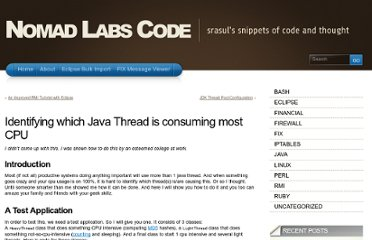 http://code.nomad-labs.com/2010/11/18/identifying-which-java-thread-is-consuming-most-cpu/