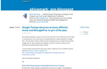 http://ekivemark.posterous.com/google-tuning-relevance-at-many-different-lev