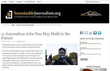 http://sustainablejournalism.org/future-of-journalism/journalism-jobs-may-hold-future