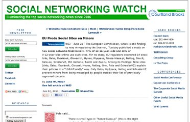 http://www.socialnetworkingwatch.com/2011/06/eu-prods-social-sites-on-minors.html