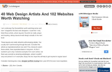 http://www.1stwebdesigner.com/inspiration/40-web-design-artists-and-102-websites-worth-watching/