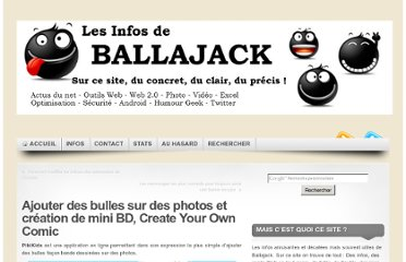 http://www.ballajack.com/ajouter-bulles-photos-creation-mini-bd-create-your-own-comic