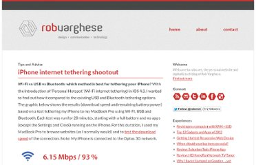 http://robv.net/iphone-internet-tethering-shootout/