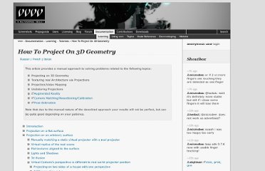 http://vvvv.org/documentation/how-to-project-on-3d-geometry