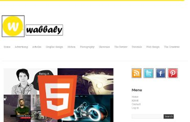 http://www.wabbaly.com/38-websites-coded-in-html5-for-your-inspiration/