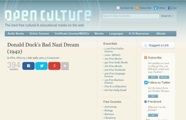 http://www.openculture.com/2011/07/donald_ducks_bad_nazi_dream_1942.html